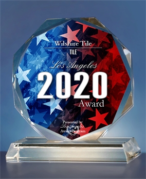 Wilshire Tile award